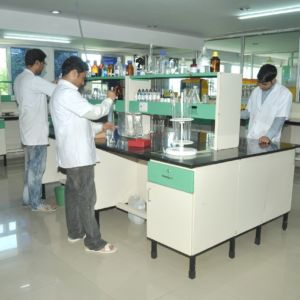 Lab and Processing Unit